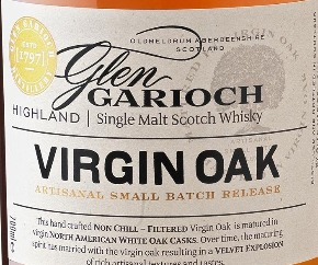New Booze: Glen Garioch Virgin Oak